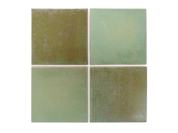6x6 Subway Tile Patina
