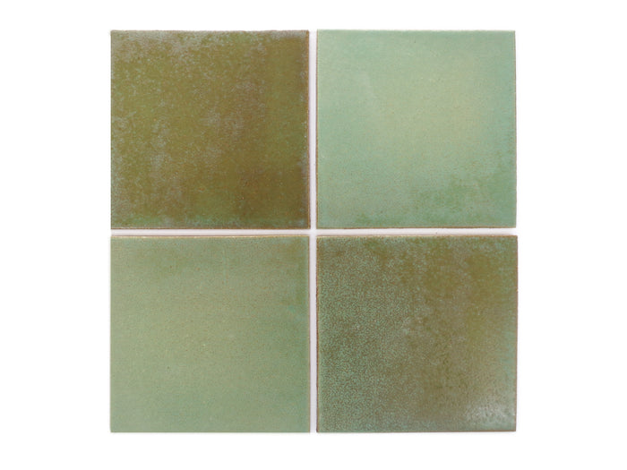 "6""x6"" Subway Tile - 123R Patina"