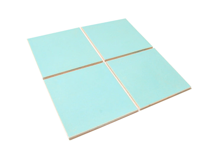 "6""x6"" Subway Tile - 12W Blue Bell"