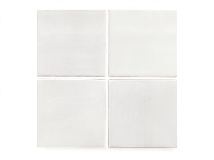 "6""x6"" Subway Tile - 130 White"