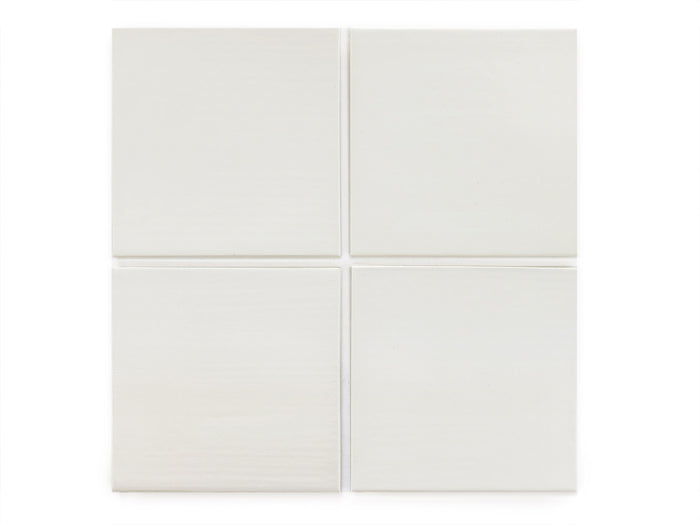 "6""x6"" Subway Tile - 301 Marshmallow"