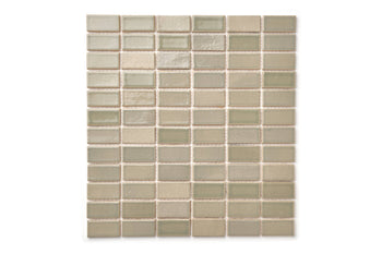 "1""x2"" Stacked Pattern - 815W Light Grey"