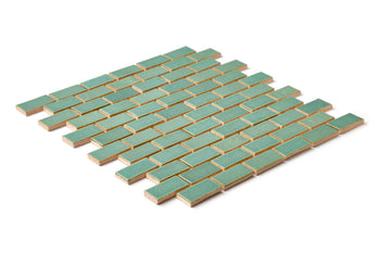 "1""x2"" Staggered Pattern - 913 Old Copper"