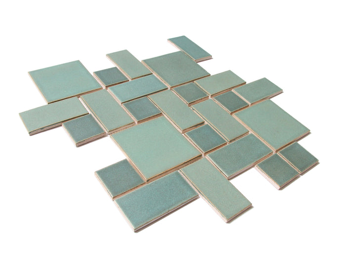 Large Craftsman Squares - 913 Old Copper