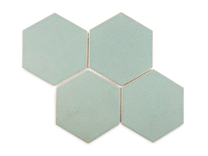 Large Hexagon - 913 Old Copper