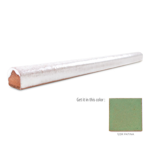 pencil liner tile 123R Patina