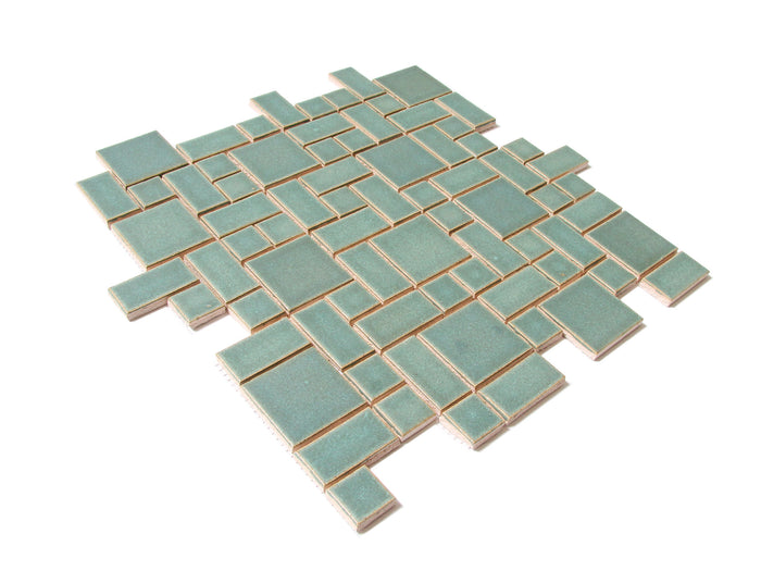 Small Craftsman Squares - 913 Old Copper
