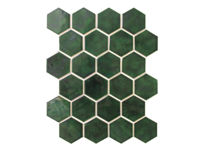 Regular Hexagon - 47 Vermont Pine