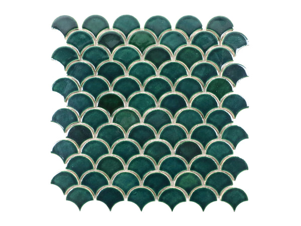 Small Moroccan Fish Scales 1036W Bluegrass