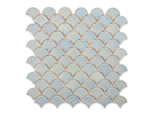 small moroccan fish scales 22w blue opal