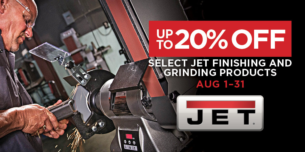 20% off select machines. Call for details.