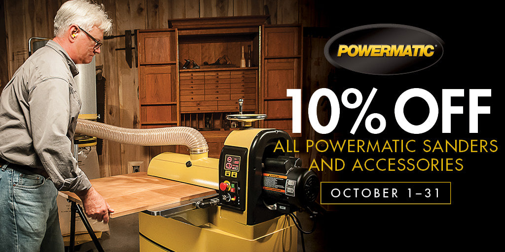 powermatic sale october 2020