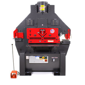 Edwards 120 Ton Ironworker