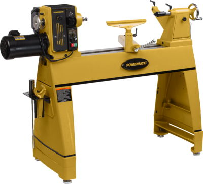 Powermatic 3520C Lathe, 2HP, 1PH, 220V