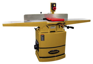 "Powermatic 60HH 8"" Jointer, 2HP 1PH 230V, Helical Head"