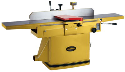 Powermatic 1285 Jointer, 3HP 1PH 230V