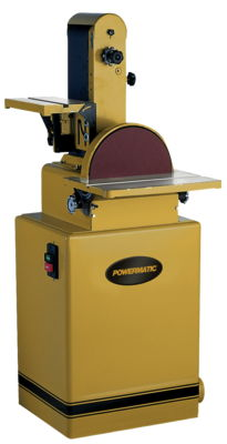 Powermatic 31A Belt/Disc Sander, 2HP 3PH 230/460V