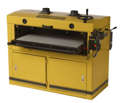 Powermatic DDS-237 Drum Sander, 10HP 3PH 230/460V
