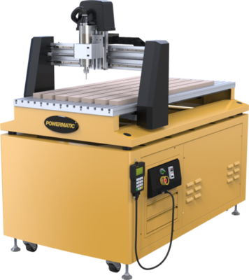 Powermatic PM-2x4SPK CNC Kit with Electro Spindle