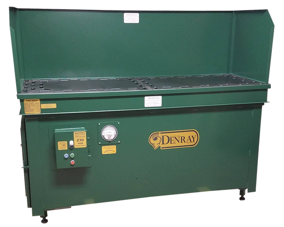 Denray Grind Downdraft Tables