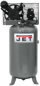 JET JCP-801, 80 Gallon Vertical Air Compressor