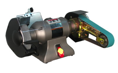 JET IBGM-8 8 Inch Jet Industrial Grinder with Multitool Attachment