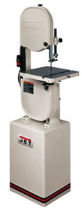 "JET 14"" Closed Stand Bandsaw, 1HP, 1Ph, 115/230V"