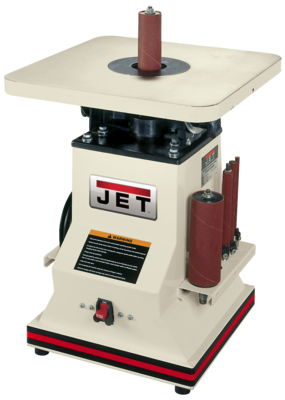 JET JBOS-5, Benchtop Oscillating Spindle Sander, 1/2HP, 1Ph 115V