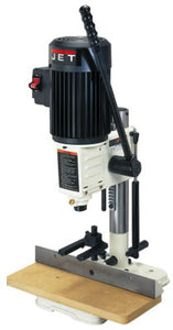 "JET Benchtop Mortise Machine, 1/2"" Capacity, 1/2HP, 1725 RPM"
