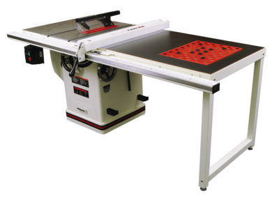 JET Deluxe Xacta® Saw 3HP, 1Ph, 50