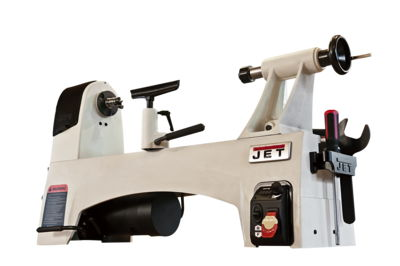 JET JWL-1221VS 12'' x 21'' Variable Speed Wood Lathe