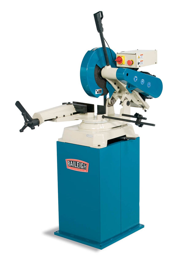 Baileigh - AS-350M - Manually Operated Abrasive Cut-Off Saw