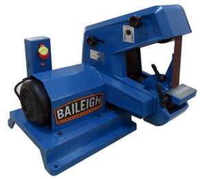 Baileigh - BG-248S - Three Wheel Belt Grinder