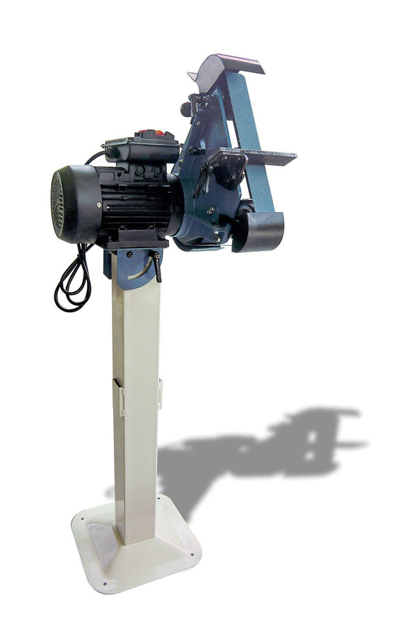 Baileigh - BG-248-3 - Three Wheel Variable Radius Belt Grinder
