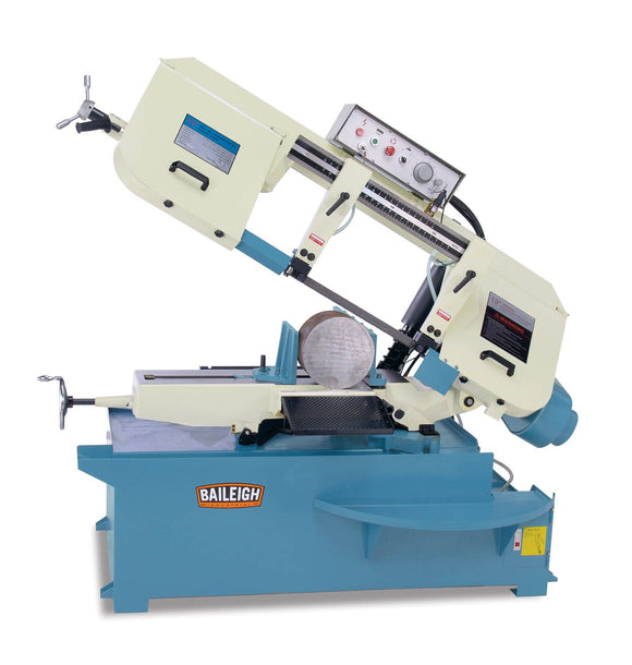 Baileigh - BS-330M - Metal Cutting Band Saw