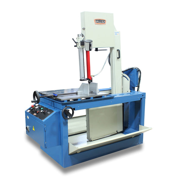 Baileigh - BSVT-18P - Vertical Tilting Band Saw with Pnuematic Operation