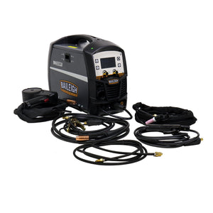 Baileigh - BW-200MP - Inverter LCD Multi-Process Welder