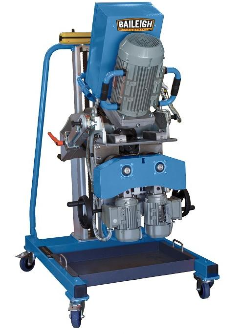 Baileigh - CM-50DS - Beveling Machine