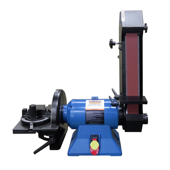 Baileigh - DBG-9248 - Industrial Bench Top Disc and Belt Sander