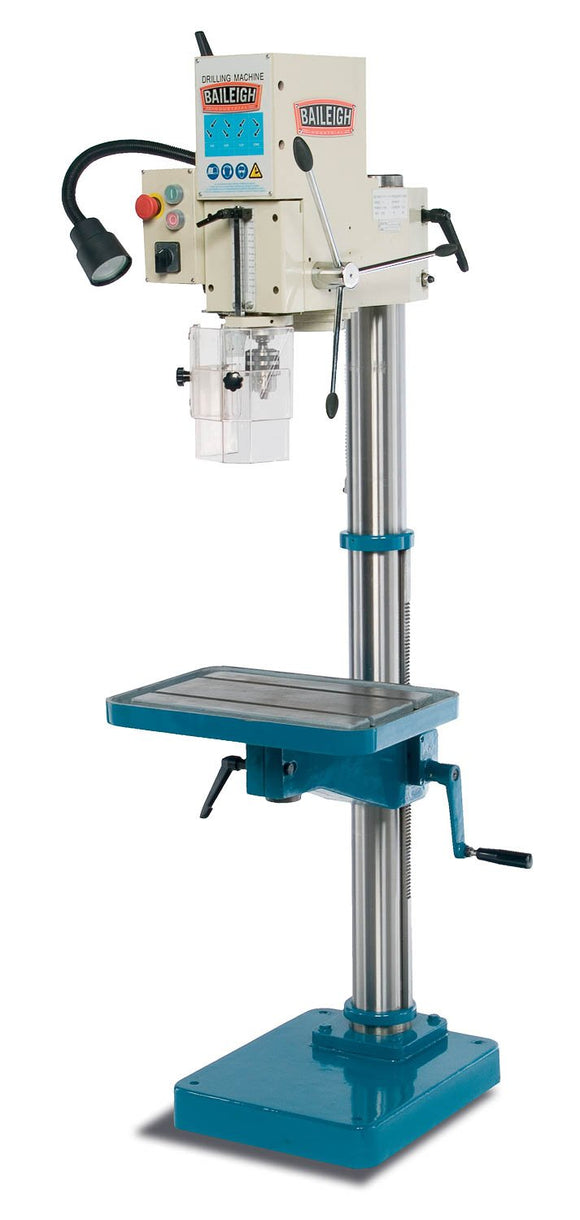 Baileigh - DP-1000G - Gear Driven Drill Press Manual Feed