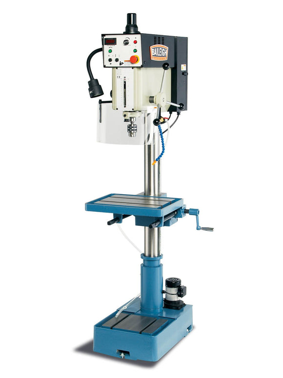 Baileigh - DP-1000VS - Inverter Driven Drill Press Manual Feed