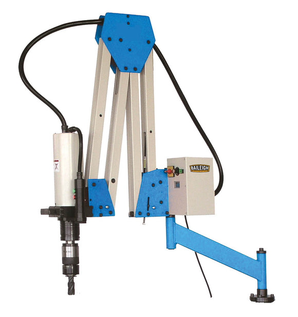 Baileigh - ETM-32-1500 - Double Arm Articulated Tapping Machine