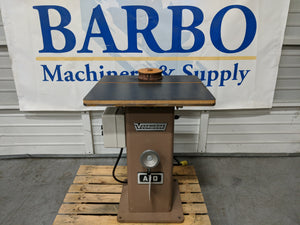 VOORWOOD Single Spindle Profile Sander