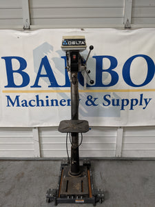"DELTA 16-1/2"" Drill Press w/ Mobile Base"