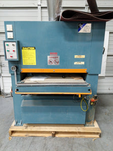 "JET 37"" 2HD Wide Belt Sander"