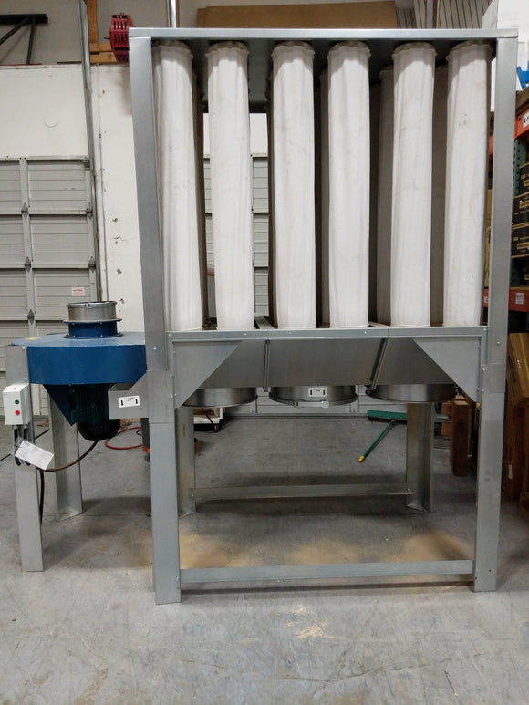 NEDERMAN S-750 Dust Collector