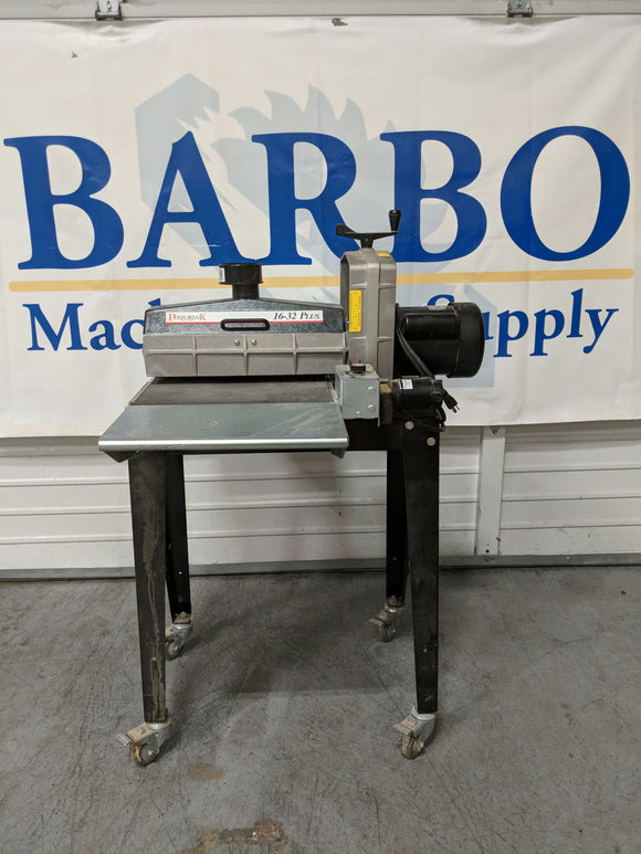 PERFORMAX 1632 Drum Sander