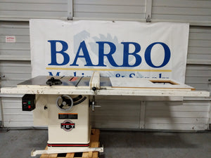 "JET 10"" Table Saw w/ 52"" Fence"