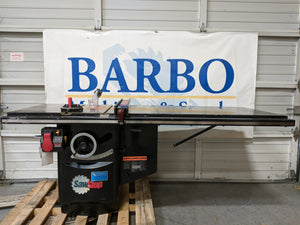 "SAWSTOP CB51230 Table Saw w/ 52"" Fence"
