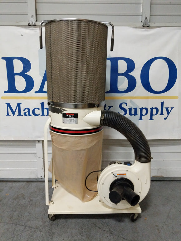 JET DC1200 Dust Collector w/ 2micron Canister